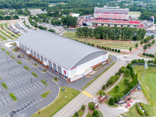 NC State Indoor Practice Field