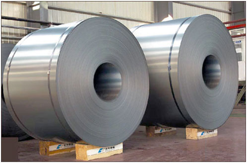 Cold Rolled & Galvanized